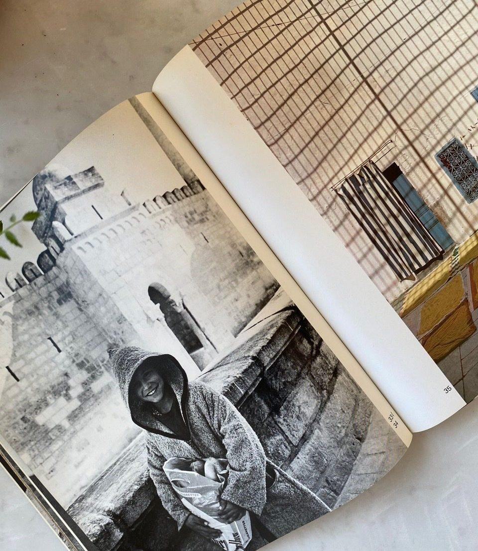 La Tunisie des années 70 vue par Fulvio Roiter, photographe italien