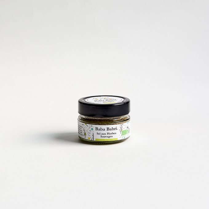 Sel aux Herbes Sauvages Baba Bahri